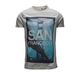 round neck wholesale t shirts manufacturer