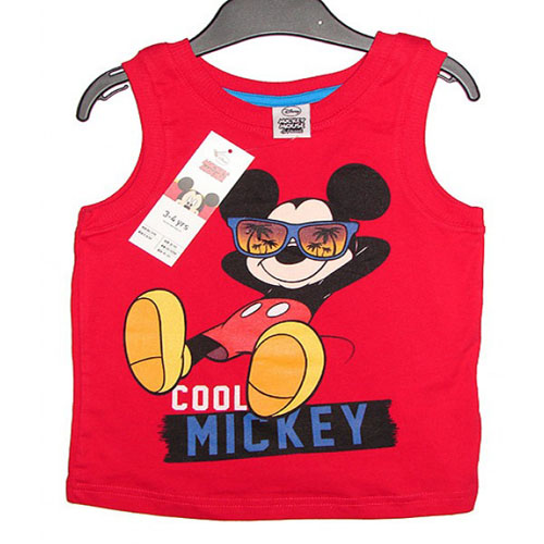 we are leading kids sleeveless t shirts provider