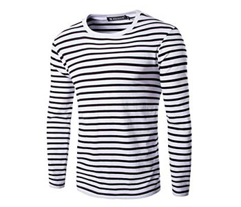 affordable mens striped t shirts dealer in tirupur