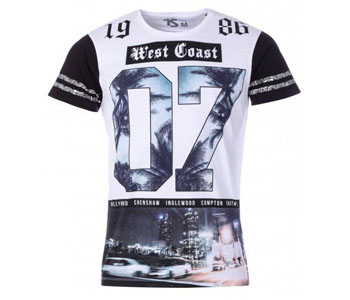 we supply all new model printed t shirts