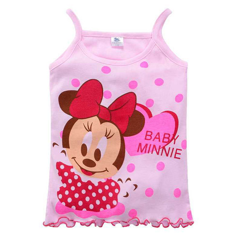 cheap and best babies sleeveless t shirts supplier