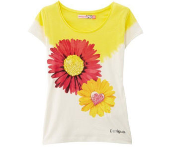 ladies printed t shirts supplier in tirupur