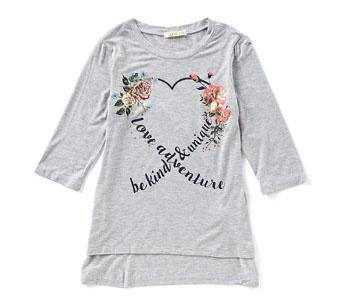 we supply ladies round neck t shirts